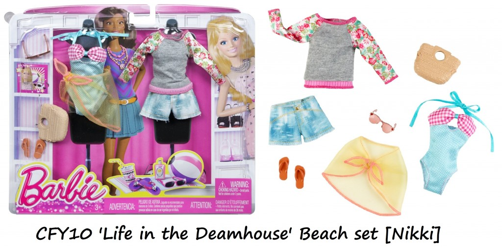 CFY10 Beach set