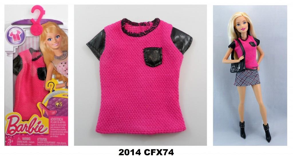 2014 CFX74