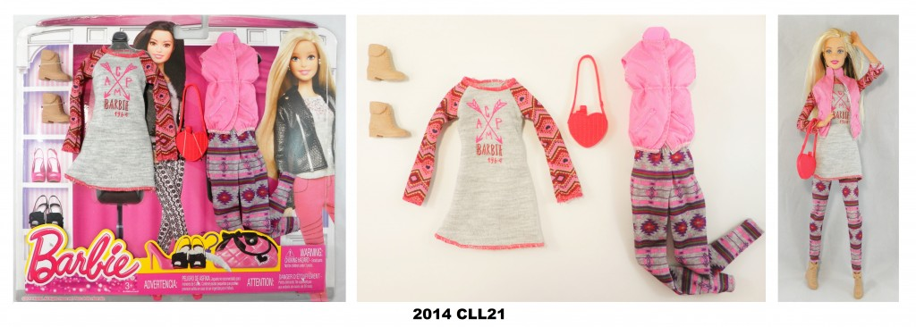 2014 CLL21 2 Pack Fashion