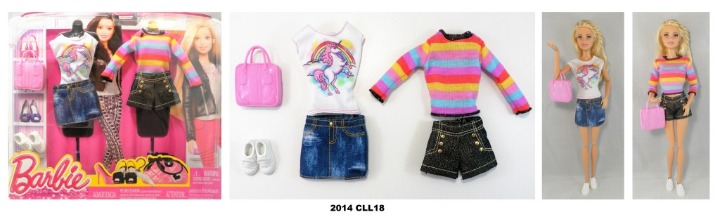 2014 CLL18 Fashion 2-Pack