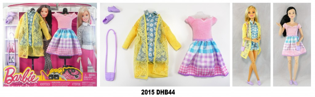 2015 DHB44 Fashion 2-Pack