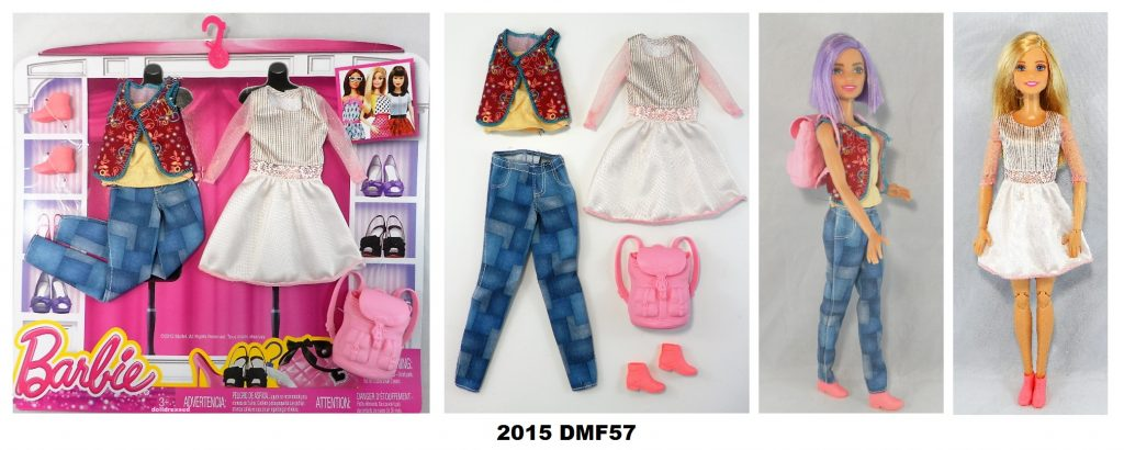 2015 DMF57 Fashion 2-Pack