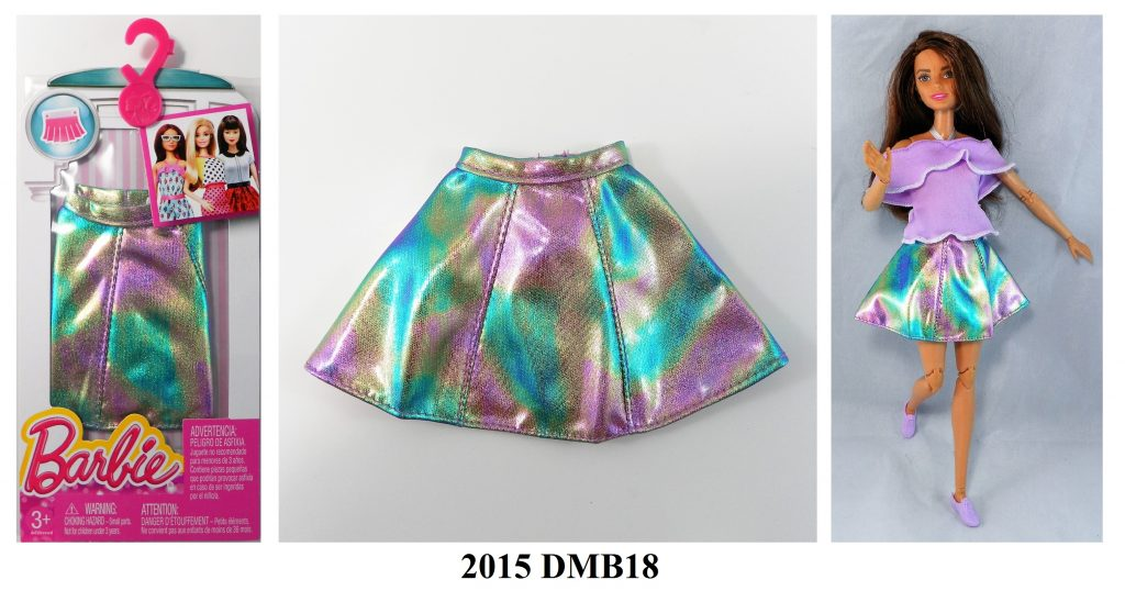 2015 DMB18  Single Fashion